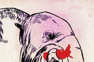 Illustration about GOP maintaining stranglehold on values