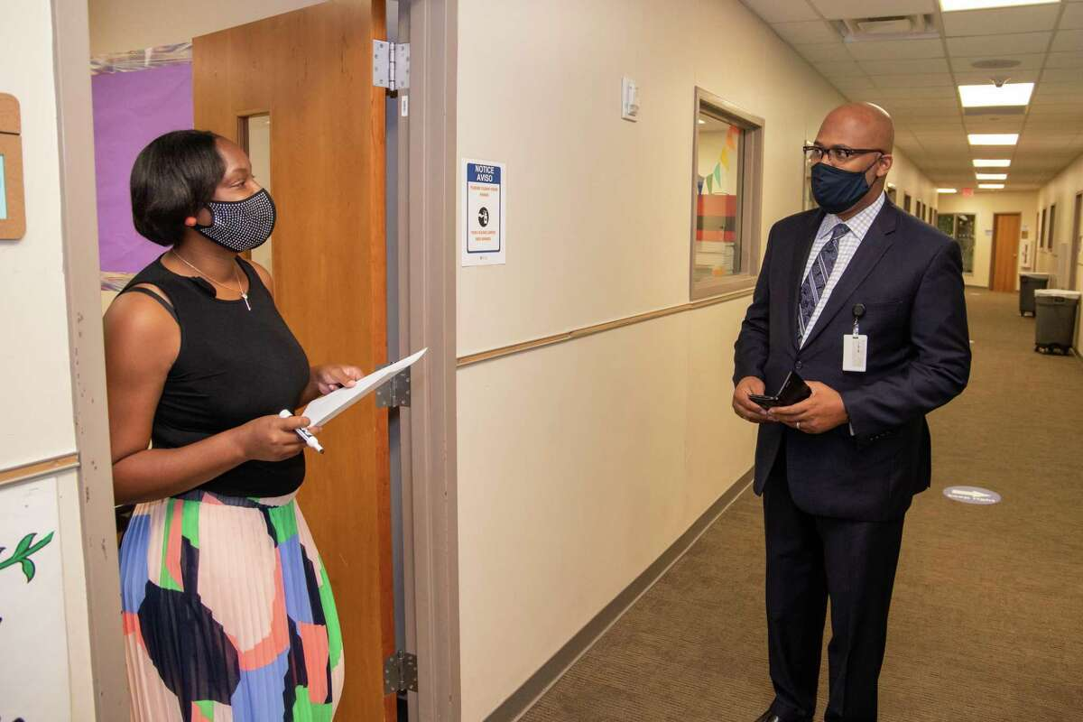Spring ISD announced the school district will continue requiring students, employees, and visitors to wear masks in schools and district facilities.