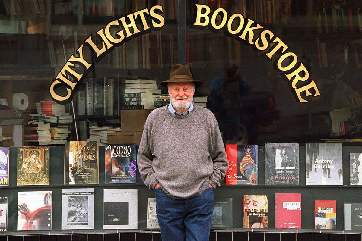 A tip of the cap, all the way from Texas to Lawrence Ferlinghetti, poet, publisher, thinker and Beat. His words opened and sharpened minds.