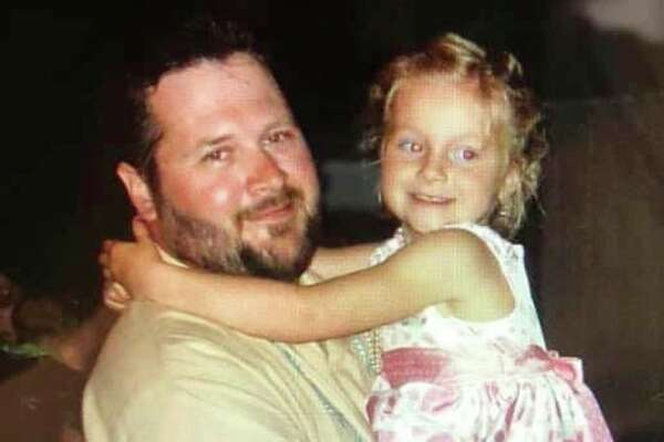 Pictured is Kendalyn Persons at 5 years old, with her uncle, Tom Corrigan Jr. He taught her how to bowl, and eventually bought her first bowling ball. (Courtesy photo)
