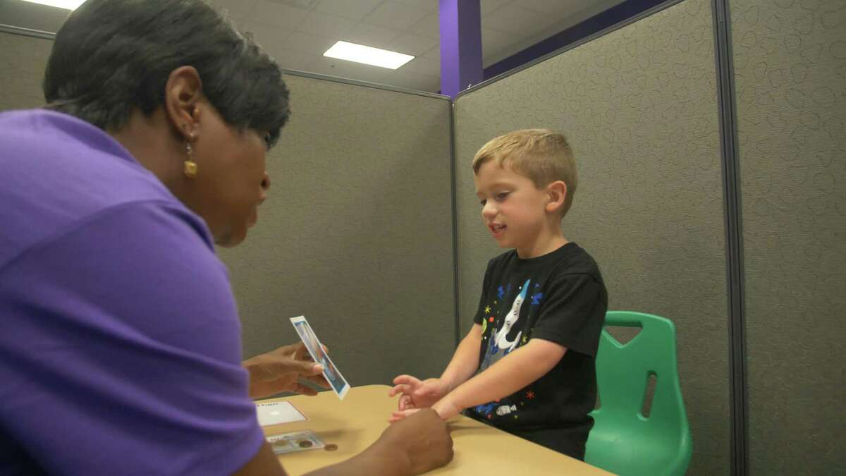 Life Skills Autism Academy is opening in Katy to provide one-on-one therapy to young children with autism. It's looking to hire 60 behavior technicians.