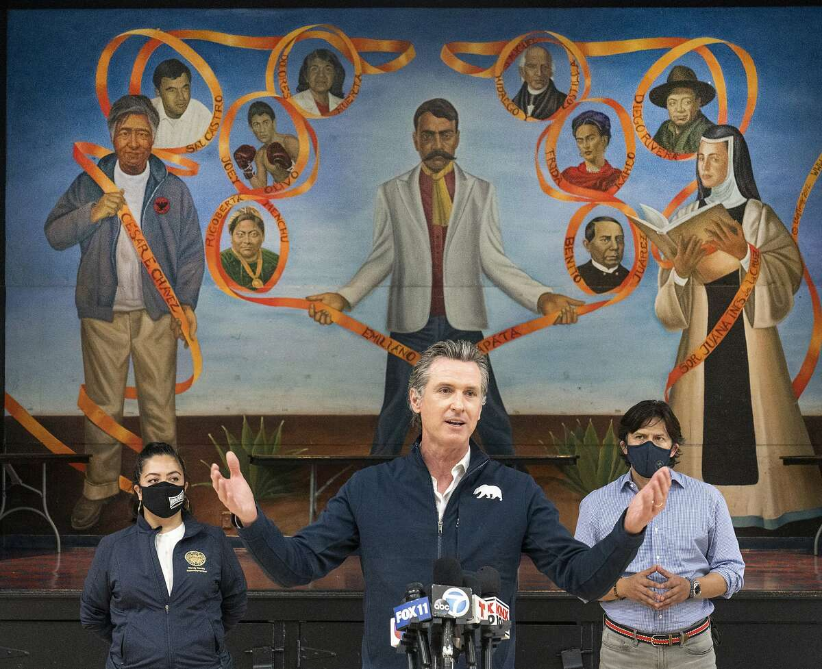 Opinions about Gov. Gavin Newsom could change by the possible recall election in November.