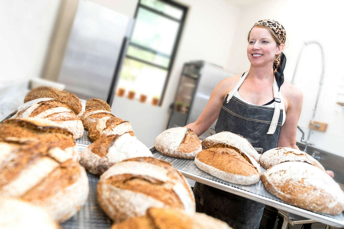 Heather Zikas started Tahoe Bread Company out of her garage during the pandemic.