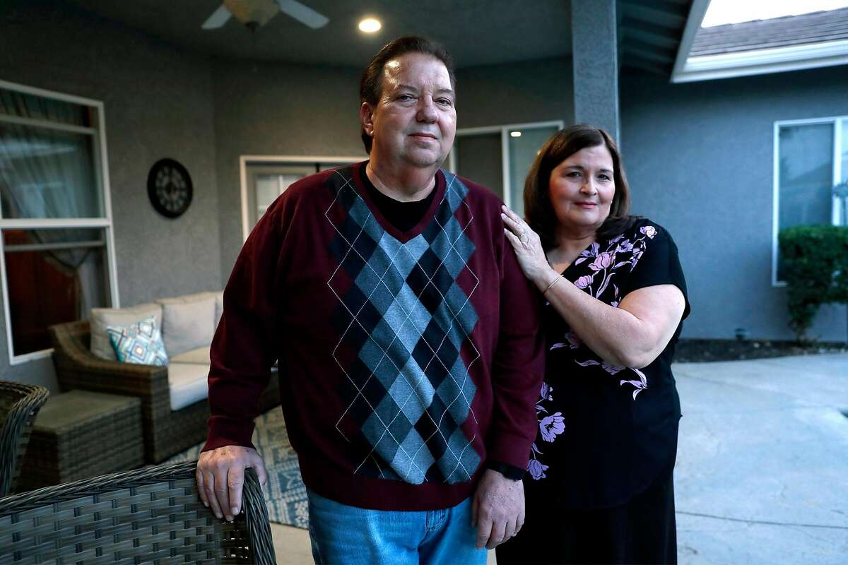 Michael Neky and Gina Pallotta of Modesto were married on the Grand Princess in 2004, but, their 2020 anniversary trip became a nightmare because of the coronavirus.