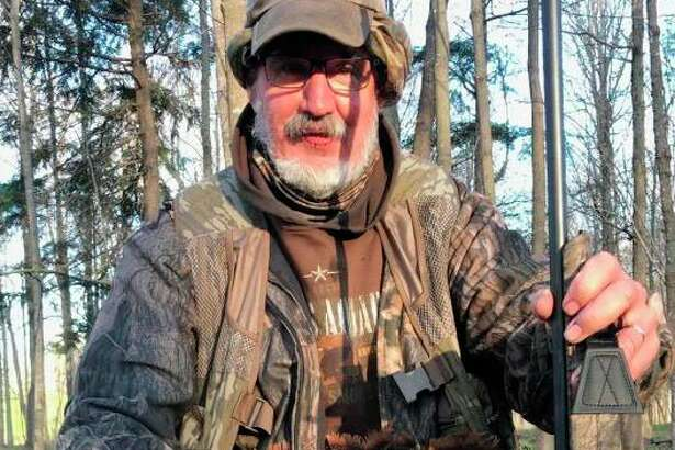 Howie Lodholtz has been among the area's most active hunters and fishermen. (Courtesy photo)