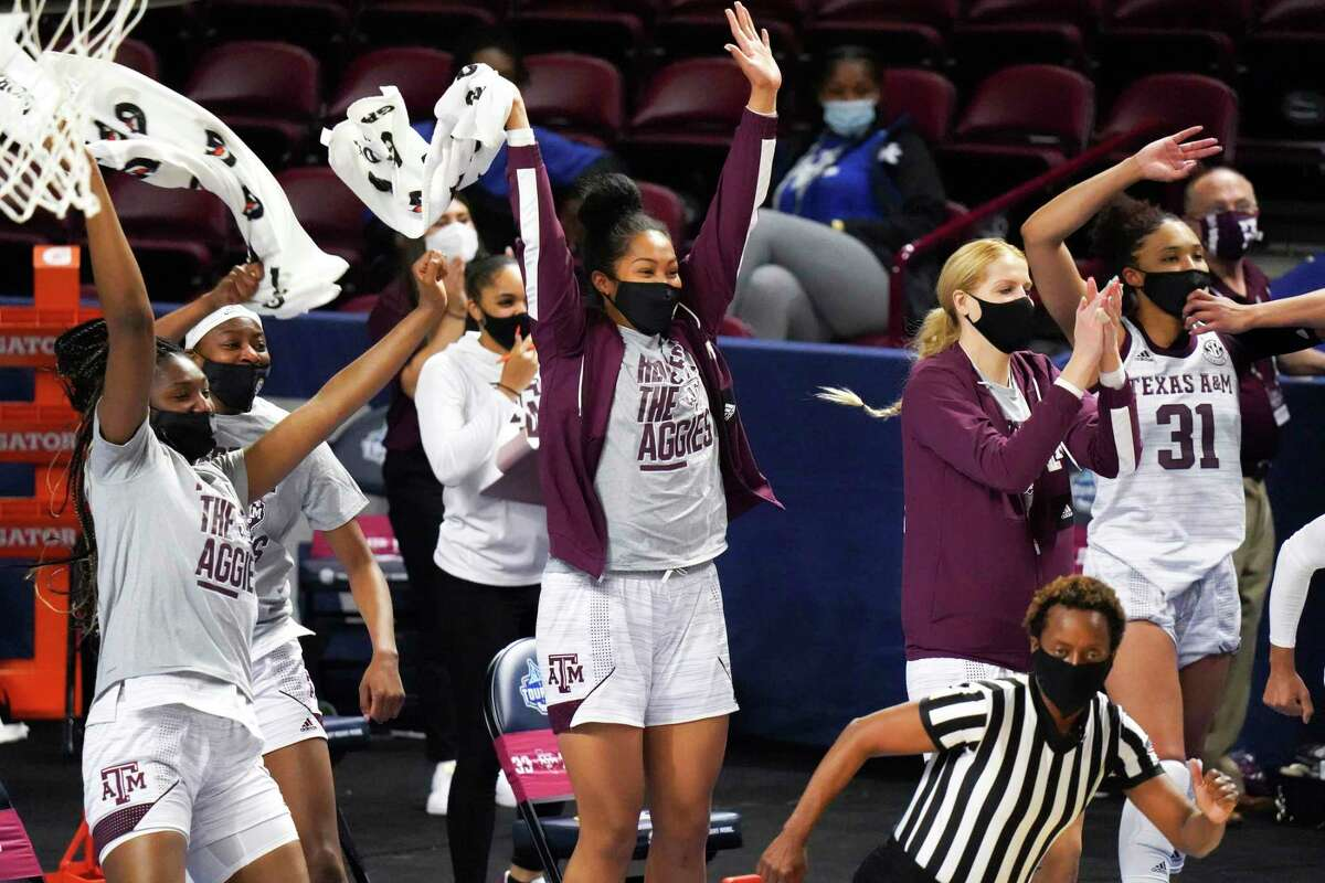 Texas A&M thought it was in line for a program-first No. 1 seed in the NCAA field but was handed a No. 2 after falling to Georgia early in the SEC tournament.