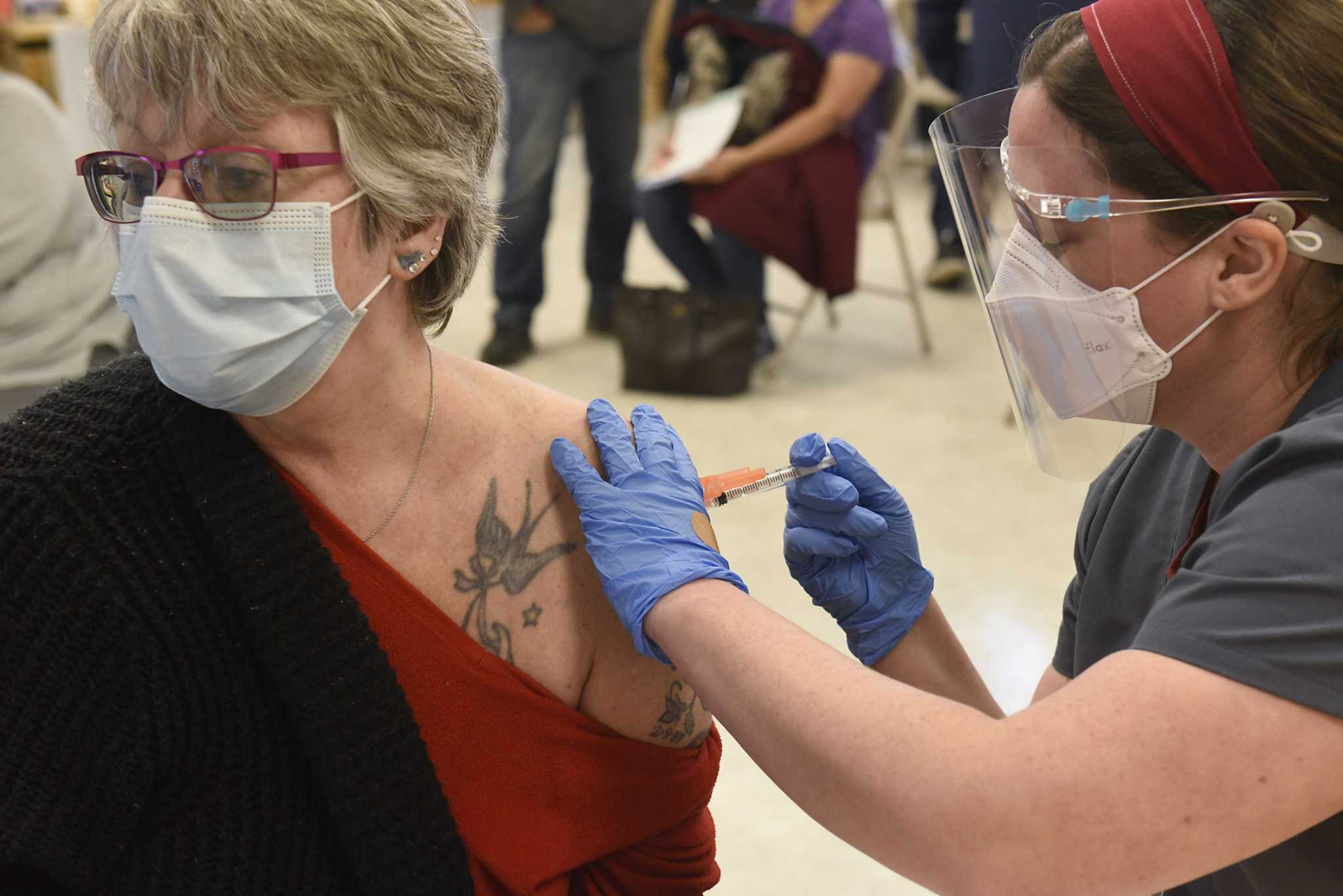'Please register,' officials plead as vaccine supply increases - Times Union