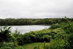 The Margerie Reservoir straddling New Fairfield and Danbury, Conn.