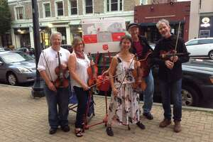 The Nightingale Fiddlers are ready to resume playing in public.