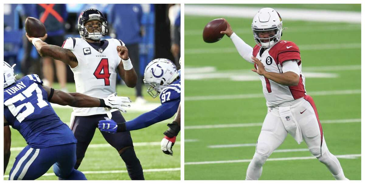 It's fun to speculate on a Deshaun Watson for Kyler Murray exchange.