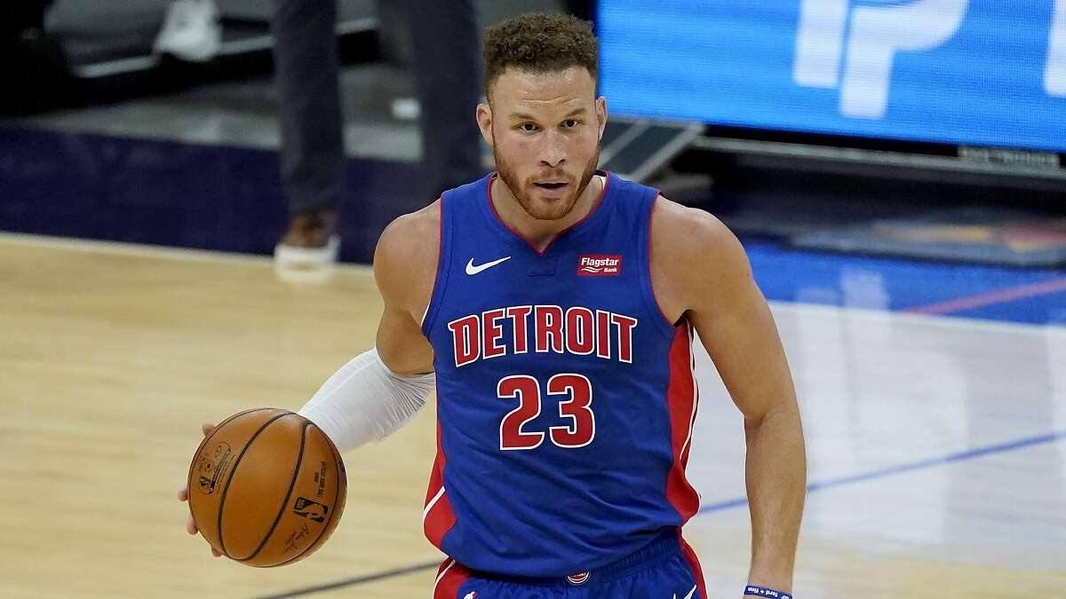 Former All-Star Blake Griffin has averaged 12.3 points, 5.2 rebounds and 3.9 assists in 20 games this season.