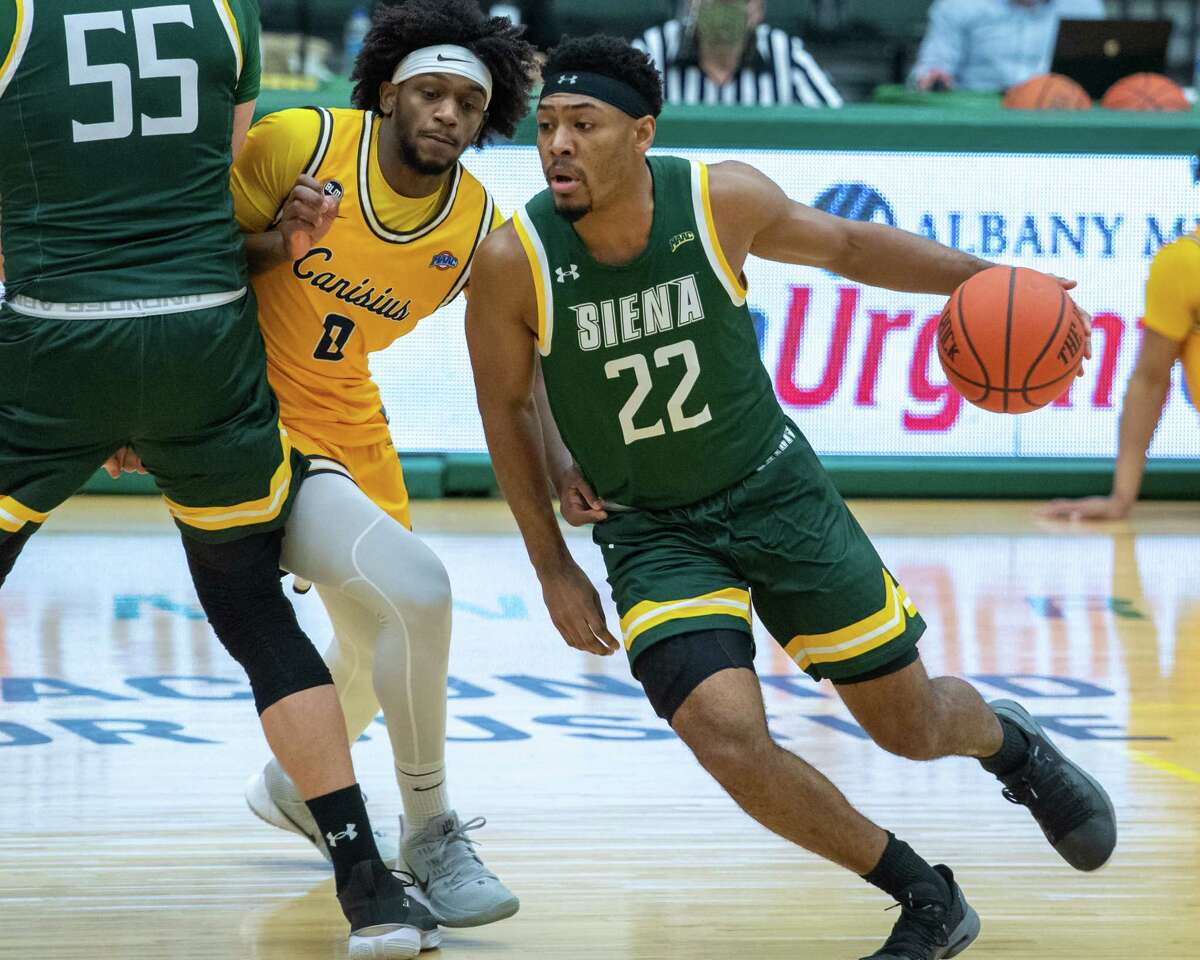 Siena junior Jalen Pickett said his team wants to experience cutting down the nets in Atlantic City, N.J. (Jim Franco/Special to the Times Union)