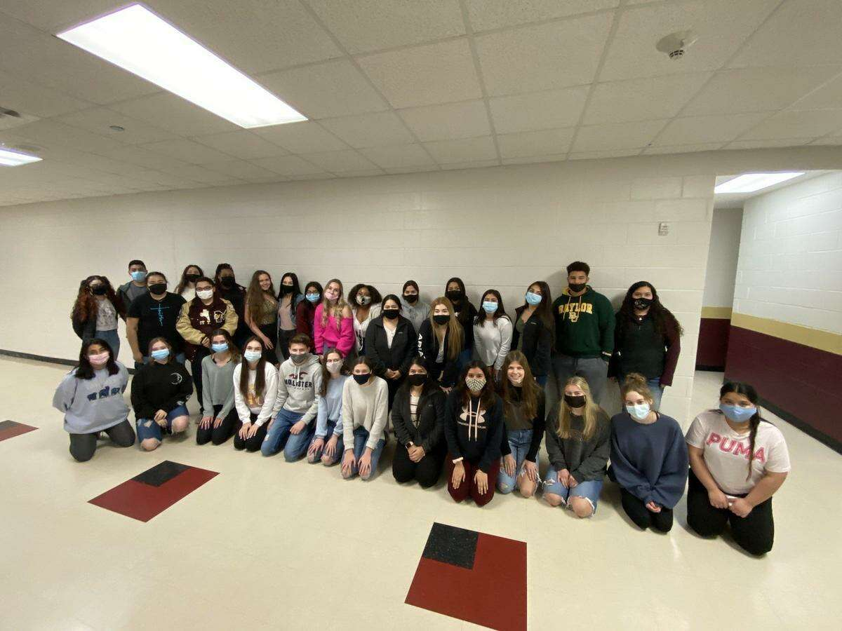 Magnolia ISD high school students placed first and second in multiple contests and events within the SkillsUSA Championships, qualifying for the state competition in April 2021.