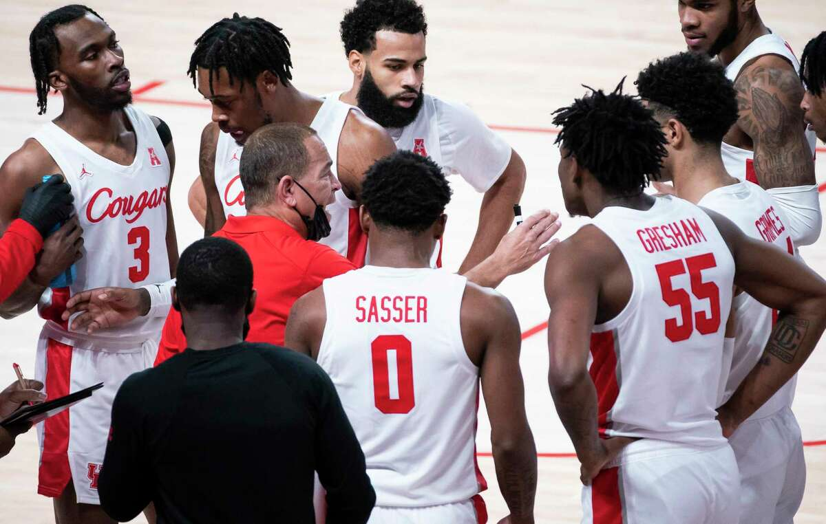 UH coach Kelvin Sampson says the key to a strong program is leadership from the players.