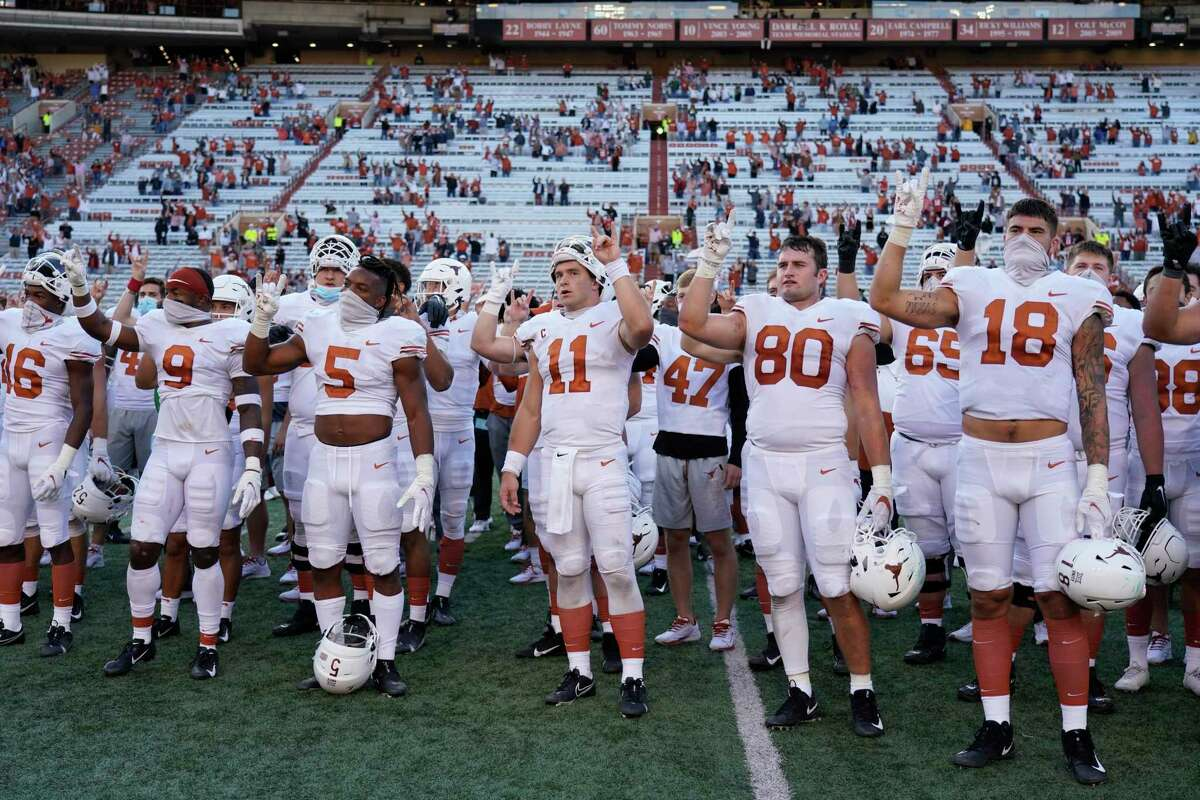 """A report in the Texas Tribune says seven-figure donations and $1 million endowments are in jeopardy because some athletes have expressed differences of opinion about """"The Eyes of Texas."""""""