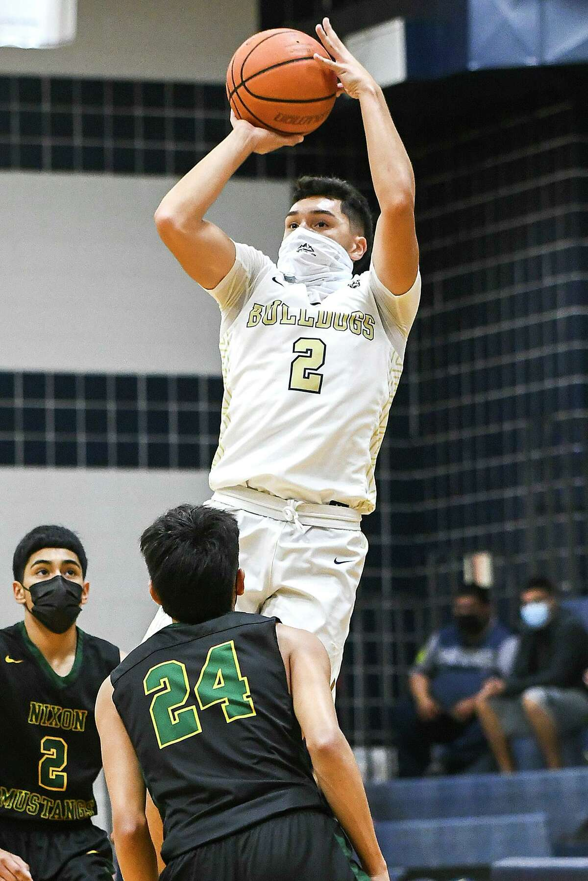 Alexander's Bobby Torres was named the District 30-6A MVP.