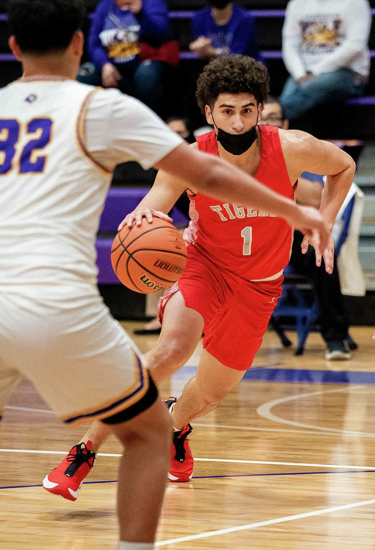 Martin's Chris Martinez was named the District 30-5A MVP.