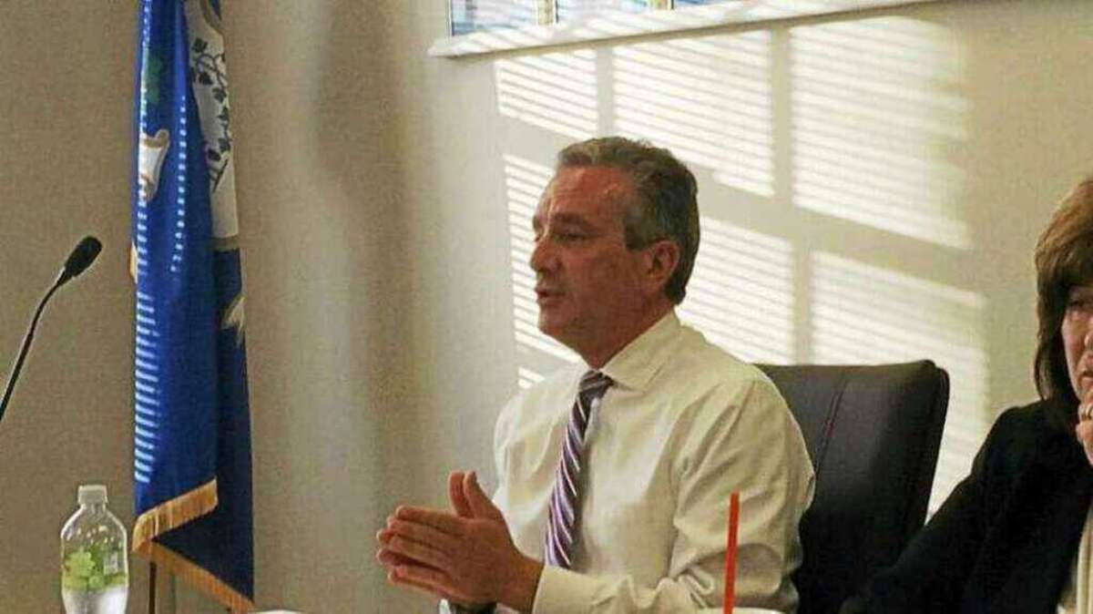 In this file photo, West Haven Superintendent of Schools Neil Cavallaro.
