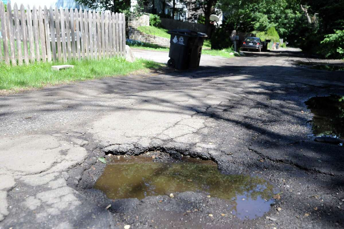 Have you encountered bad potholes in your neighborhood or while out driving? We want to know where they're located.