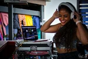 DJ Caribbeats at Capitol Midtown.