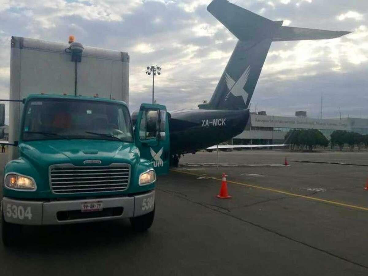 Un nuevo servicio de transporte de carga aérea fue iniciado entre el Aeropuerto Internacional Quetzalcóatl y la empresa TUM. El nuevo servicio de carga movilizará entre 500 kilos y una tonelada de carga por vuelo, de martes a viernes en la ruta Toluca, Reynosa, Nuevo Laredo, Guadalajara, Toluca.
