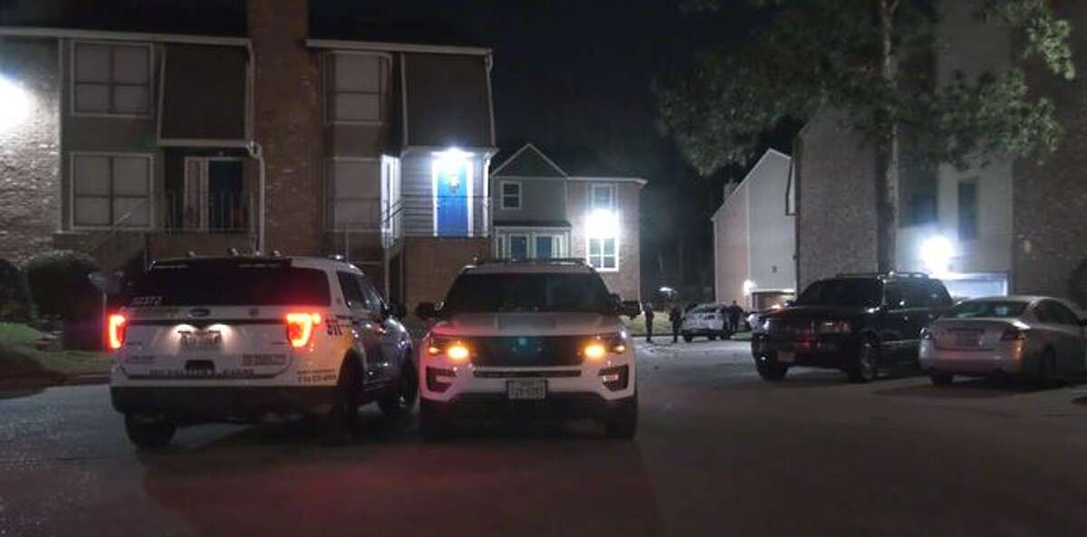 A man was found shot dead Sunday night in a north Harris County apartment, according to investigators.