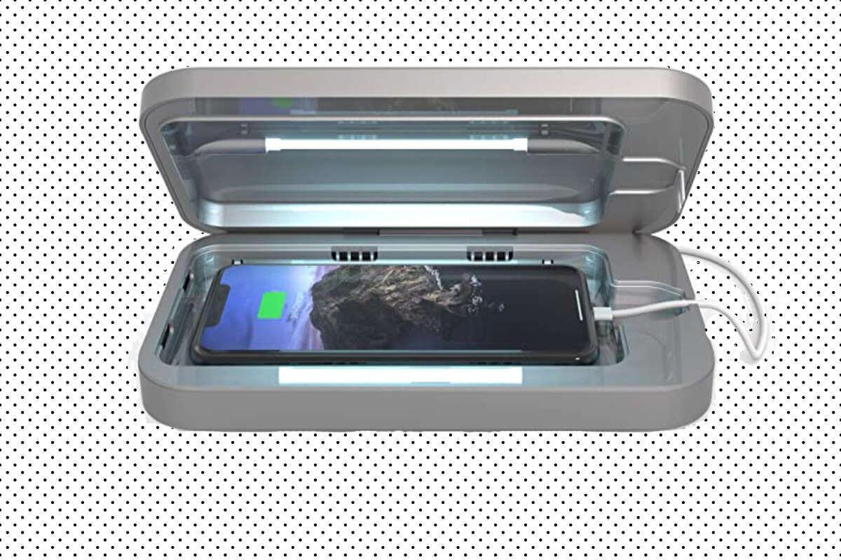 Save up to 47% on PhoneSoap UV Phone Sterilizer Boxes, Amazon