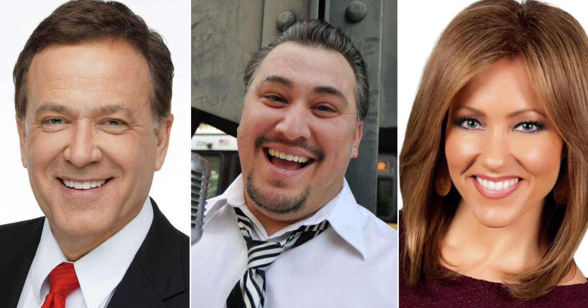 News 4 San Antonio saw major TV shake-ups with the retirement of Randy Beamer (left) and the sudden departures of Cleto Rodriguez (middle) and Delaine Mathieu (right)