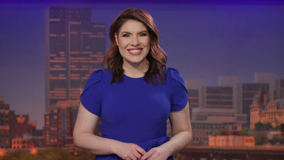Another 'ina' is joining the WNYT morning team. Paulina Bucka joins Subrina Dhammi, Christina Talamo and Neal Estano on the top-rated morning show.