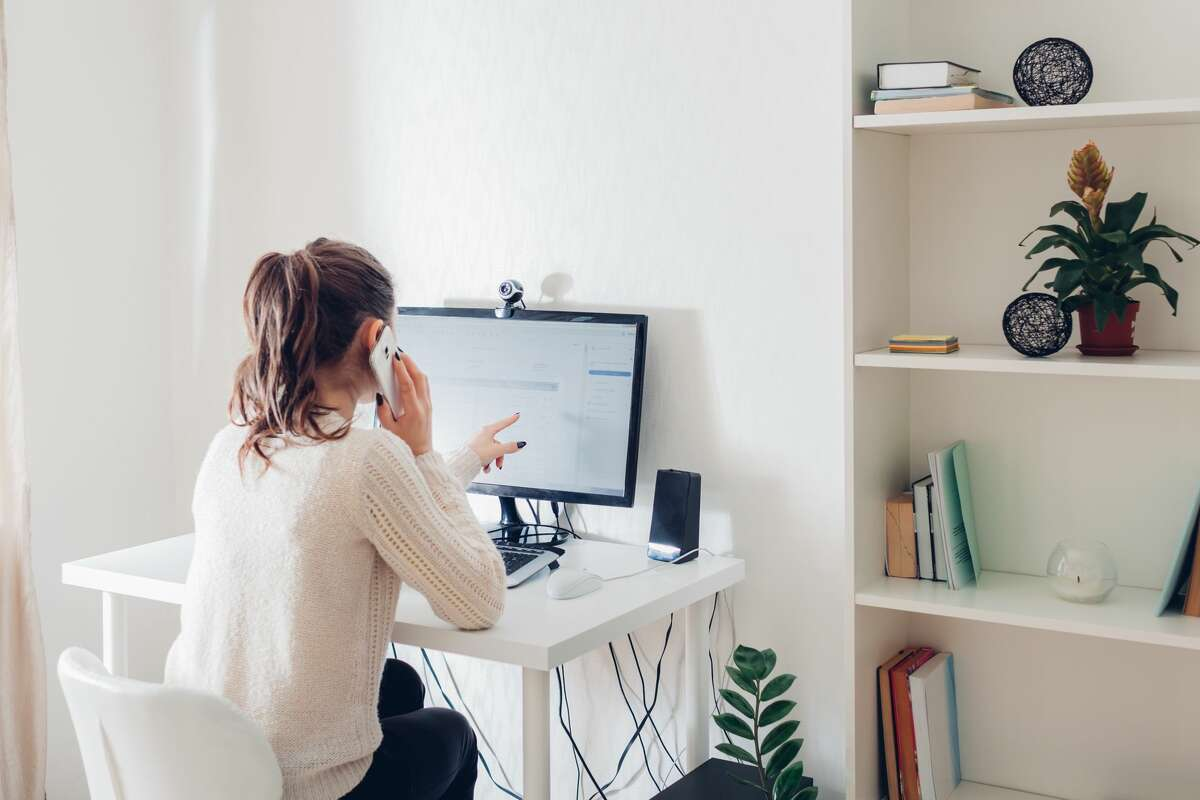 USAA is adopting a work-from-home/remote model for the majority of its workforce.