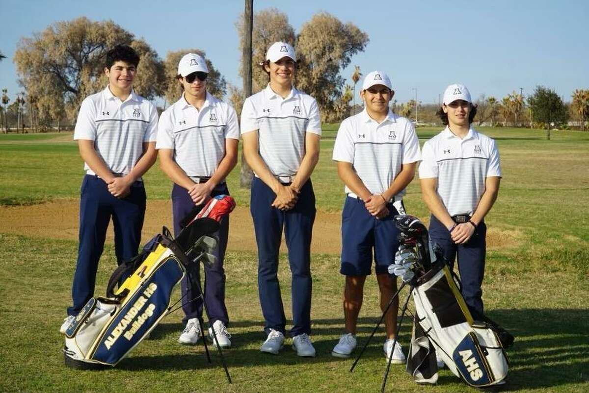 Alexander won the United South Panther Golf Tournament this past weekend.