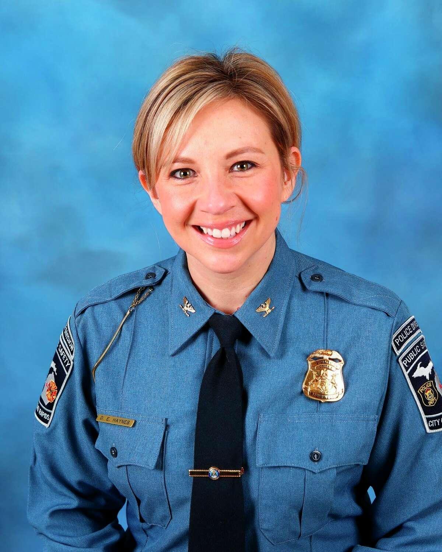 Police Chief Danielle Haynes