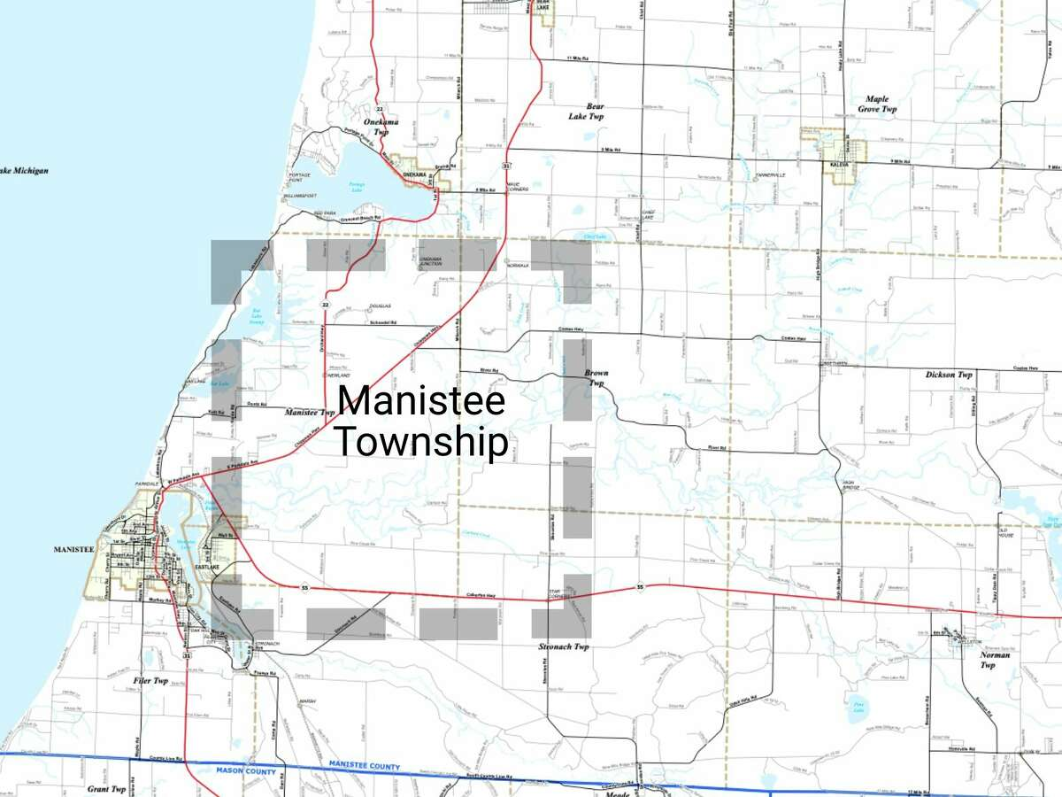 Sarah Kaminski'scharges are alleged to have occurred onDec. 19, 2019, in Manistee Township. (News Advocate graphic)