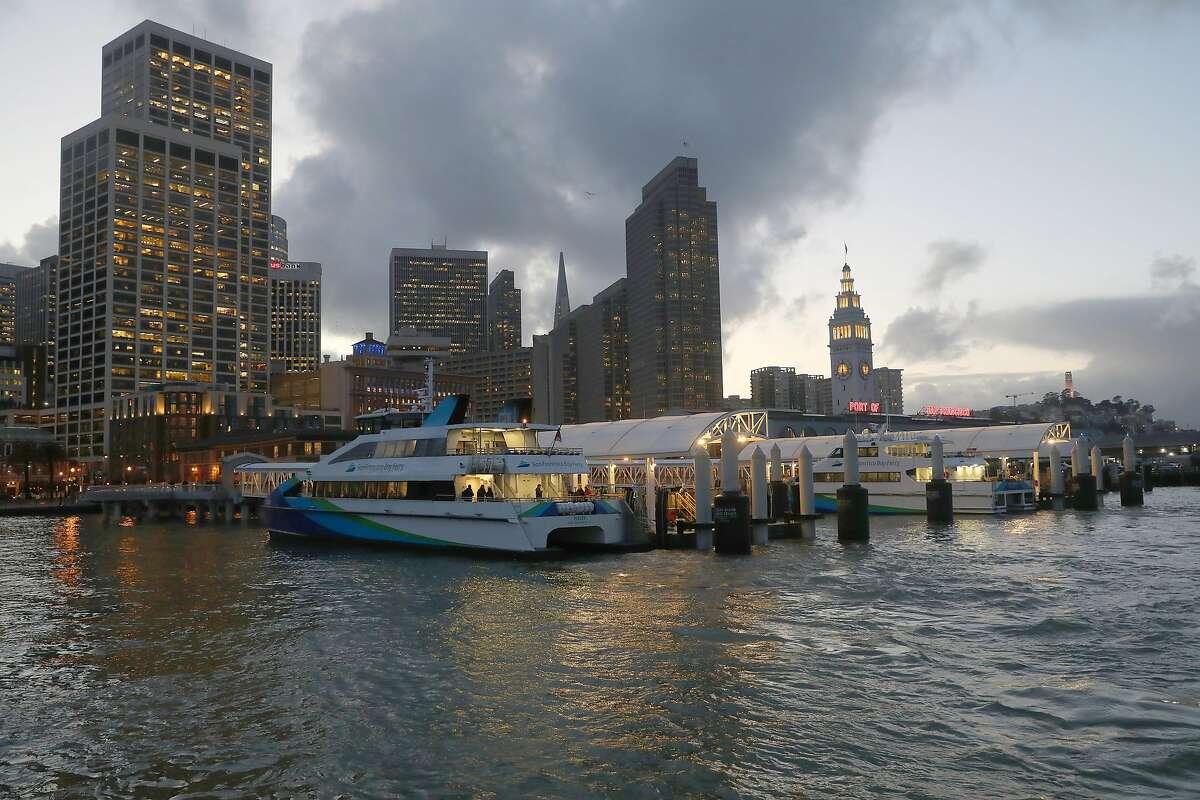 The San Francisco Bay Ferry is considering dropping fares and beefing up service to recapture ridership.