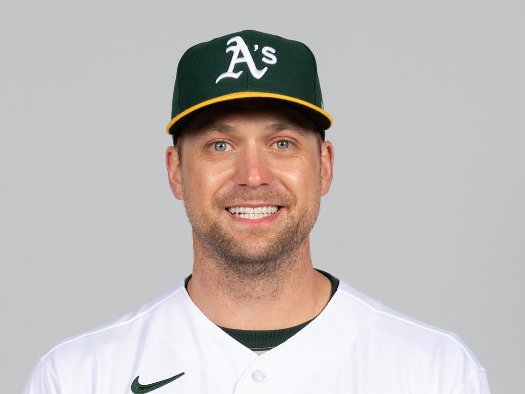 A's Trevor Rosenthal on returning this season: 'That's what we're working toward'