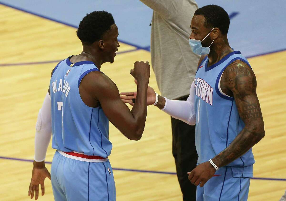 Rockets guard Victor Oladipo and John Wall are nice NBA players but may not be championship pieces in Houston.