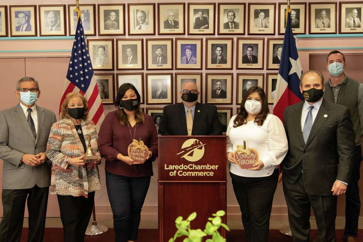 The Members of the Chamber of Commerce Education Committee announced that the annual School Bell Award and Spirit of Laredo scholarship competition will continue in 2021 despite the pandemic.
