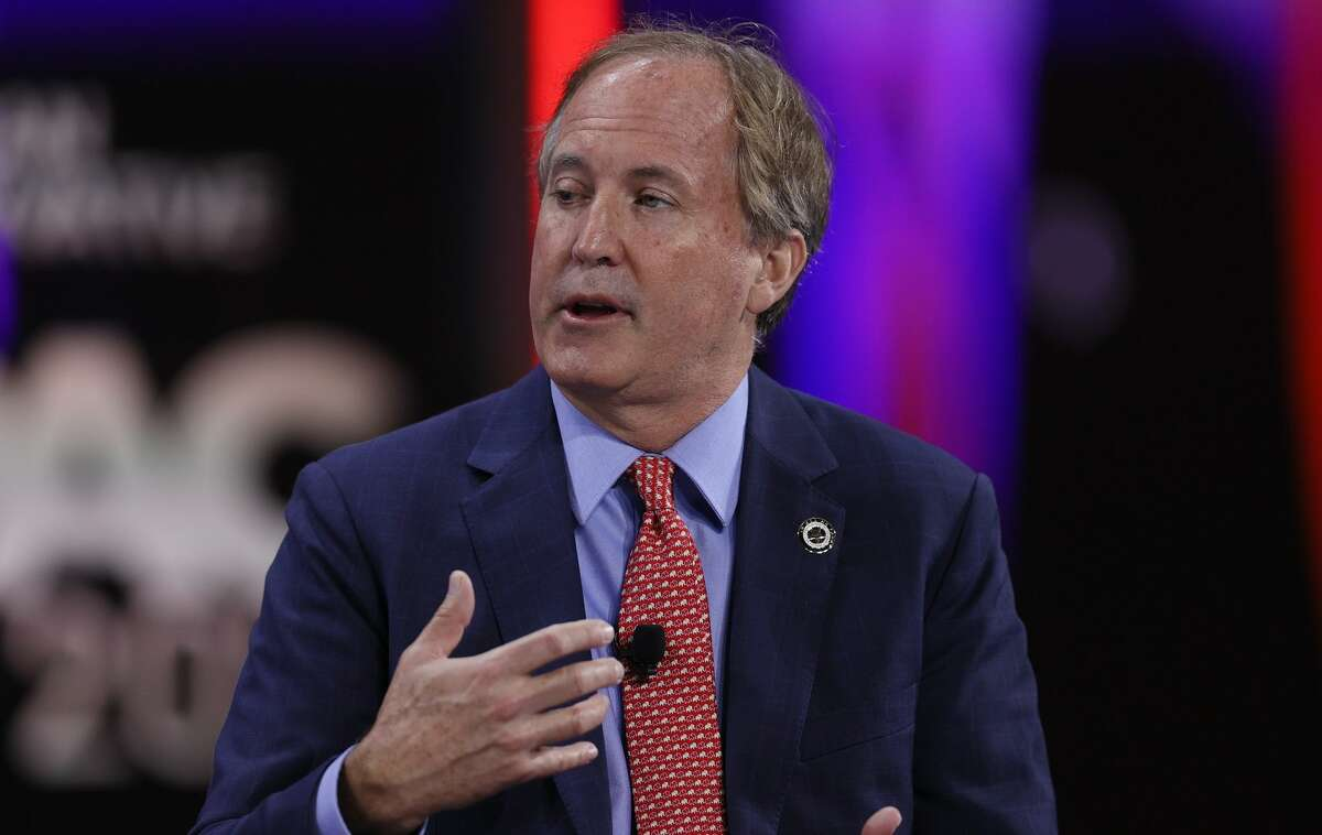 Texas Attorney General Ken Paxton is being sued by Twitter in California.