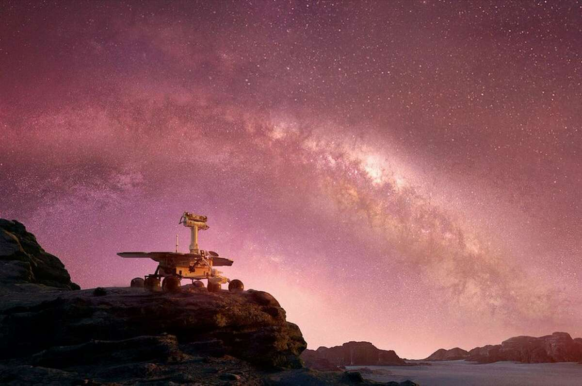 """NASA reveals new film highlighting the story of the agency's Mars rover called the """"Opportunity."""""""