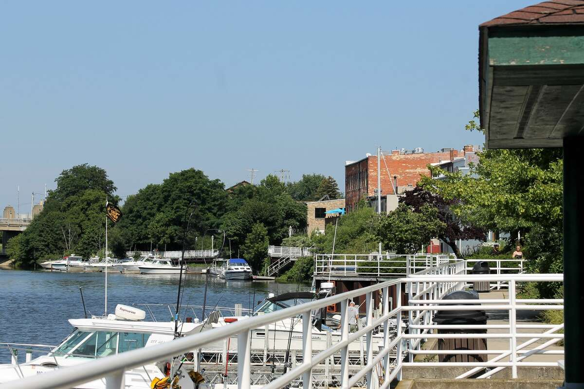 Manistee has been selected as one of 10 finalists in the Put Your Town on the Map competition.