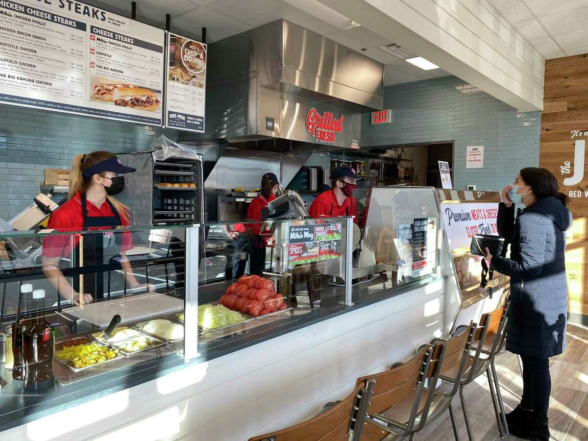 Jersey Mike's Subs opens in New Milford.