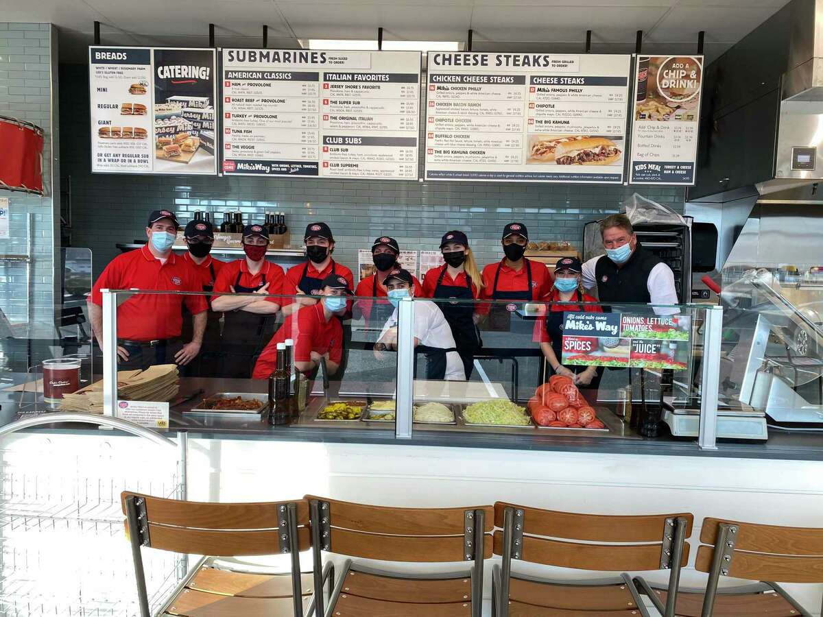 The Jersey Mike's Subs team