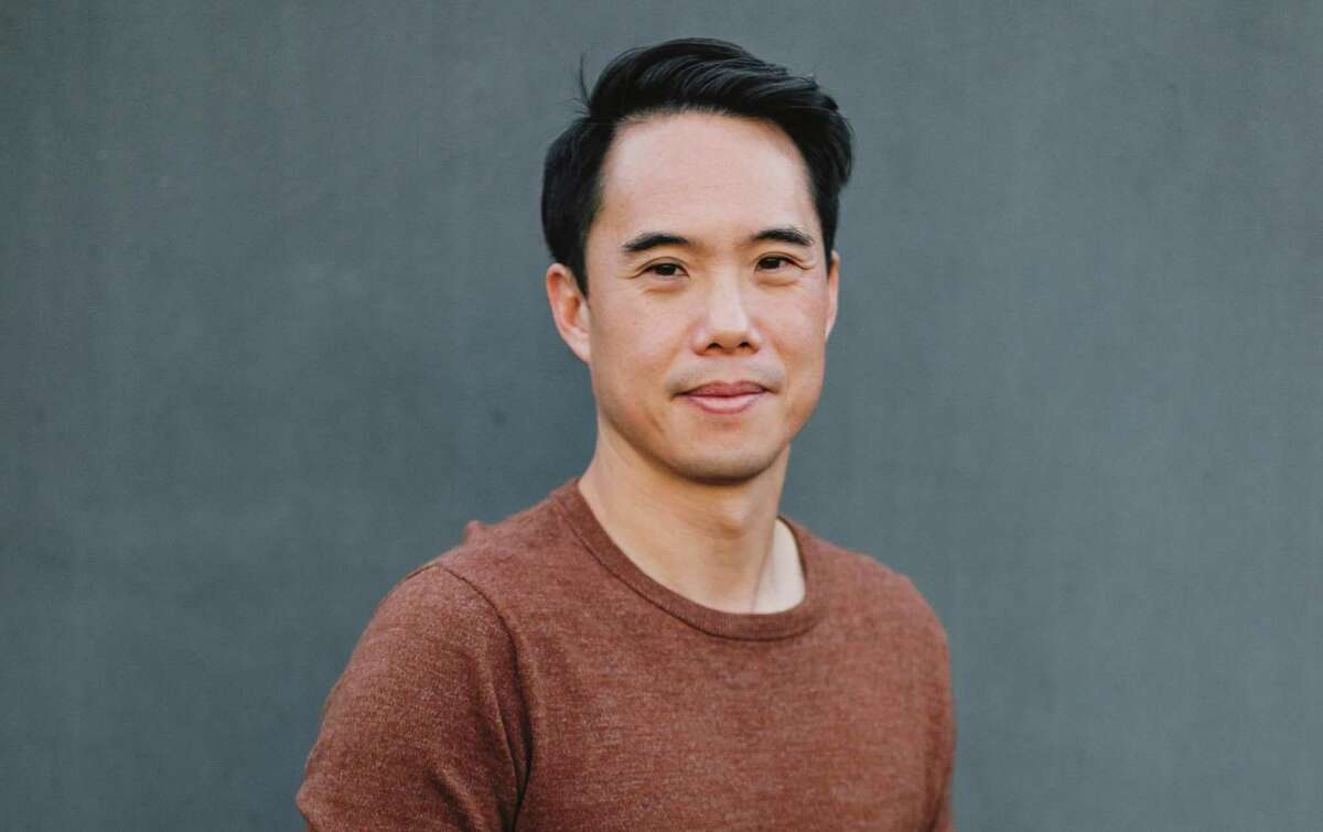 """Charles Yu, author of """"Interior Chinatown,"""" will take part in the 2021 edition of the San Antonio Book Festival."""