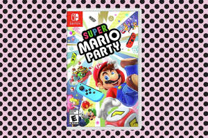 Super Mario Party for Nintendo Switch  for $38.88 at Walmart