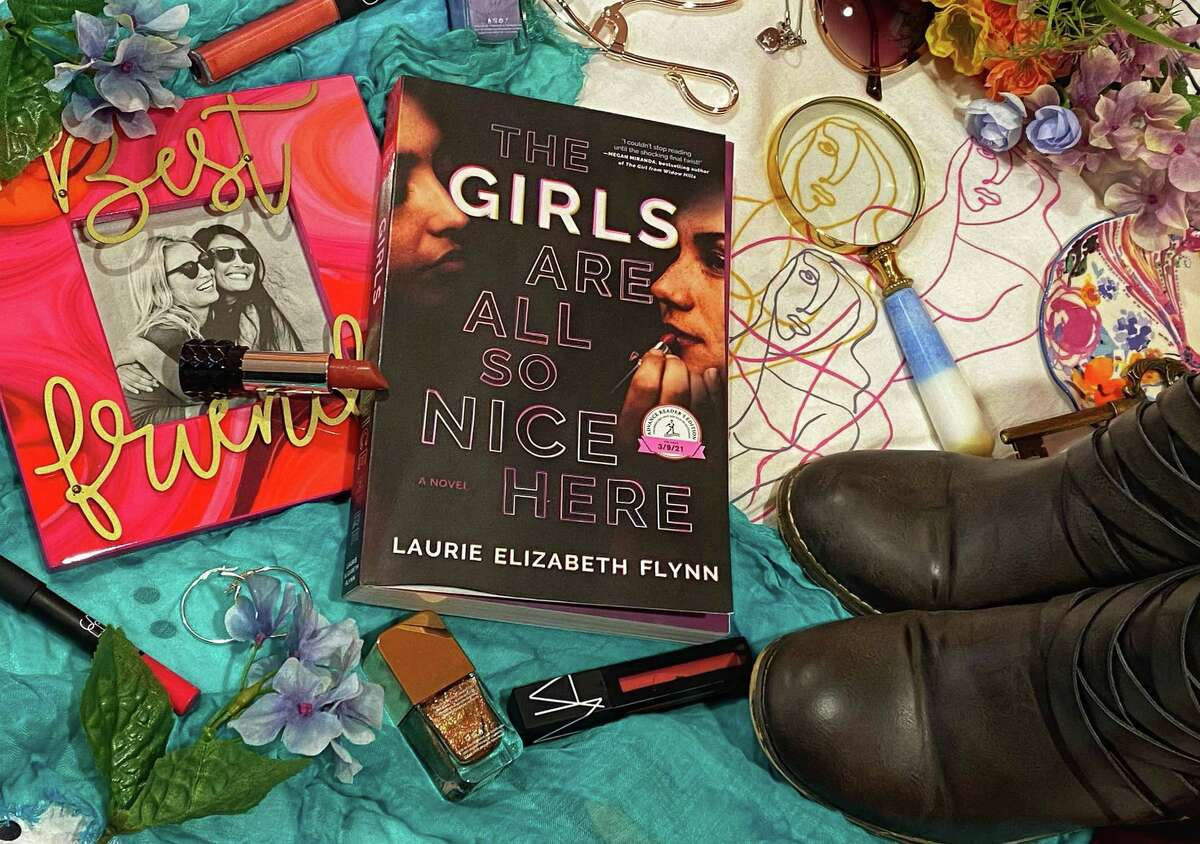 """""""The Girls Are All So Nice Here"""" is Laurie Elizabeth Flynn's debut adult novel."""