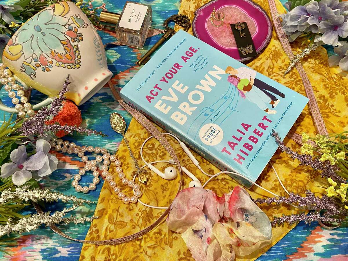 """""""Act Your Age, Eve Brown"""" is Talia Hibbert's latest novel."""