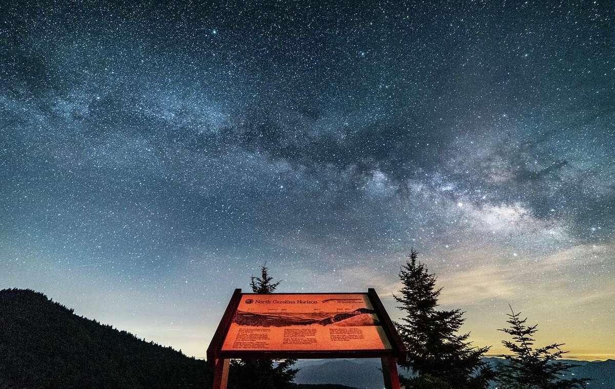 Stargazing hike
