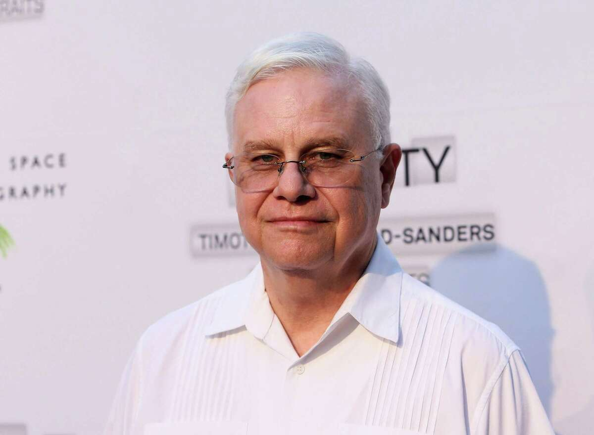 Whitley Strieber, best known for his books about alien visitors, has focused more recently on spiritual matters.