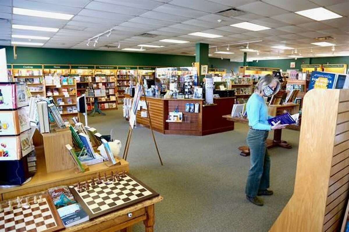 Barrett Bookstore offers a lot of room for customers, so the expansion of capacity won't have a great effect on it.