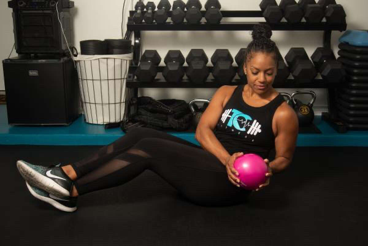 """Tiffany Edwards, T.C. Fitness Tiffany Edwards officially launched her personal training business in 2017 from her home studio. She built a client load averaging 11 to 12 people she'd meet with throughout the week for one-on-one sessions. Last March, she had eight trainees. In a matter of weeks, that number was decimated to three. """"I was on the brink of losing my business,"""" she remembered. """"I realized pretty quickly - this is serious, this is it. I knew we wouldn't know what the world would look like for a while."""" The small business owner said she was """"a million percent"""" concerned her livelihood would not withstand the storm. """"Fitness is something that's done up close and personal, there is a lot of heavy breathing and exhaling,"""" shes said. """"How do you not worry as a part of the fitness culture?"""""""